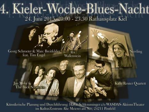 Kieler Woche Blues Nacht