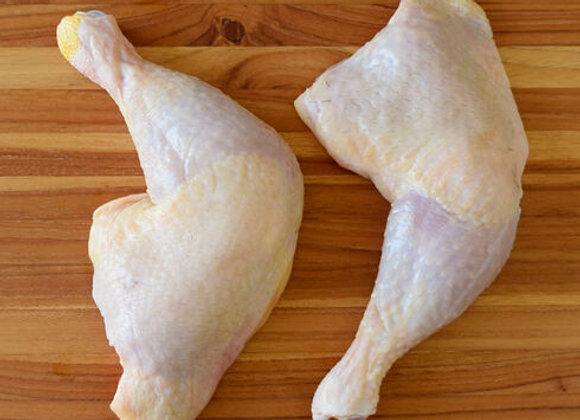 2 pounds Chicken Leg 1/4's