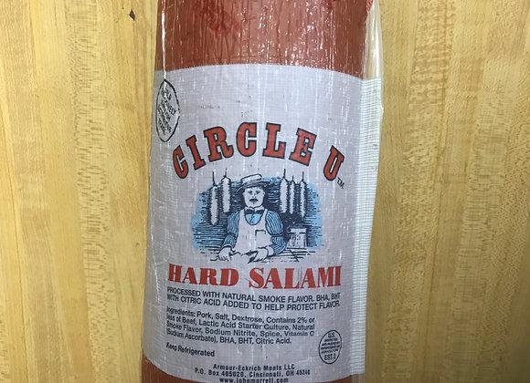 1/2 Lb. Hard Salami