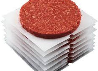 1/4 Pound Sirloin Burgers      Package of 8