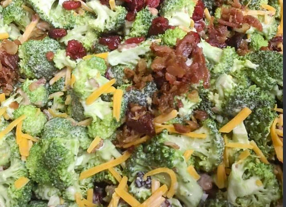 Broccoli Jazz  1/2 Pound