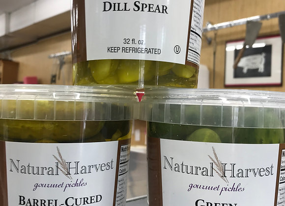 Delicious Pickles 1 Quart