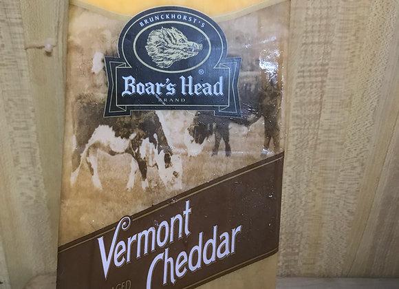 1/2 Lb. Cheddar Cheese