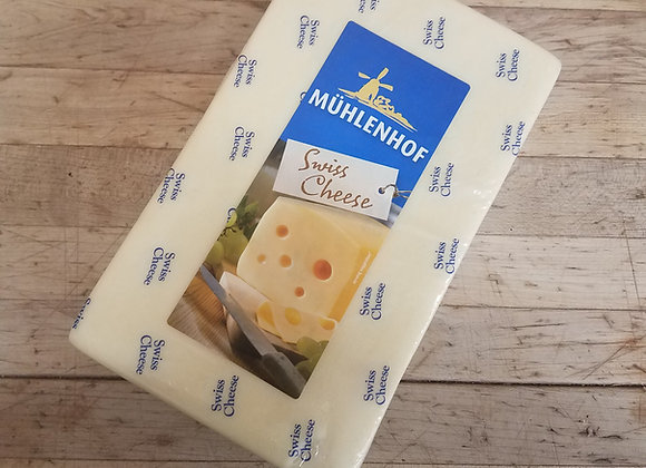 1/2 Lb. Deluxe Swiss Cheese