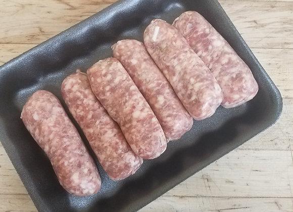 2 Lb. Italian Sausage