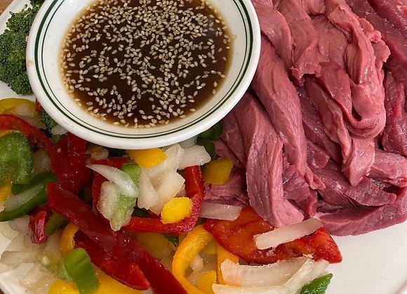 Stir Fry Kit  (Beef)