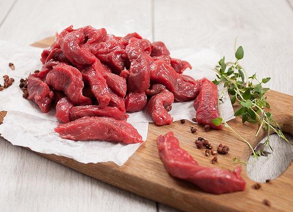 1 Pound Stir Fry Beef