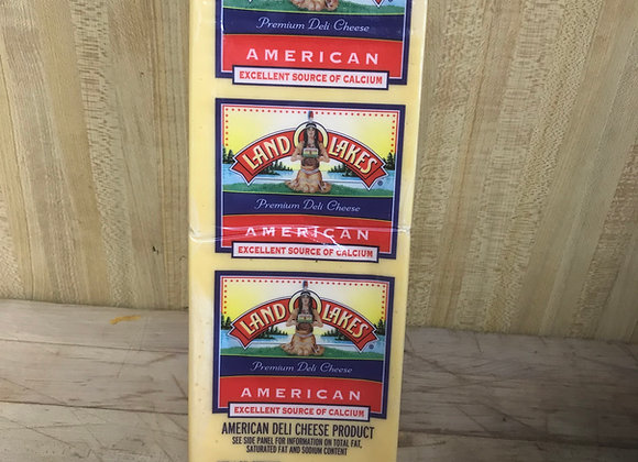 1/2 Lb. Land O Lakes American Cheese