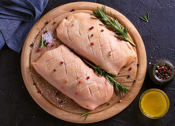 Duck Breast Pack of Two 12-14 oz pieces