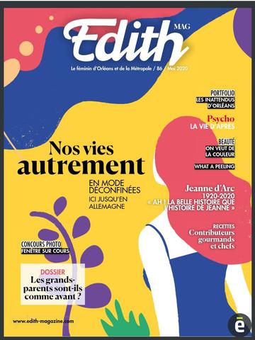 EDITH magazine Orleans Tours