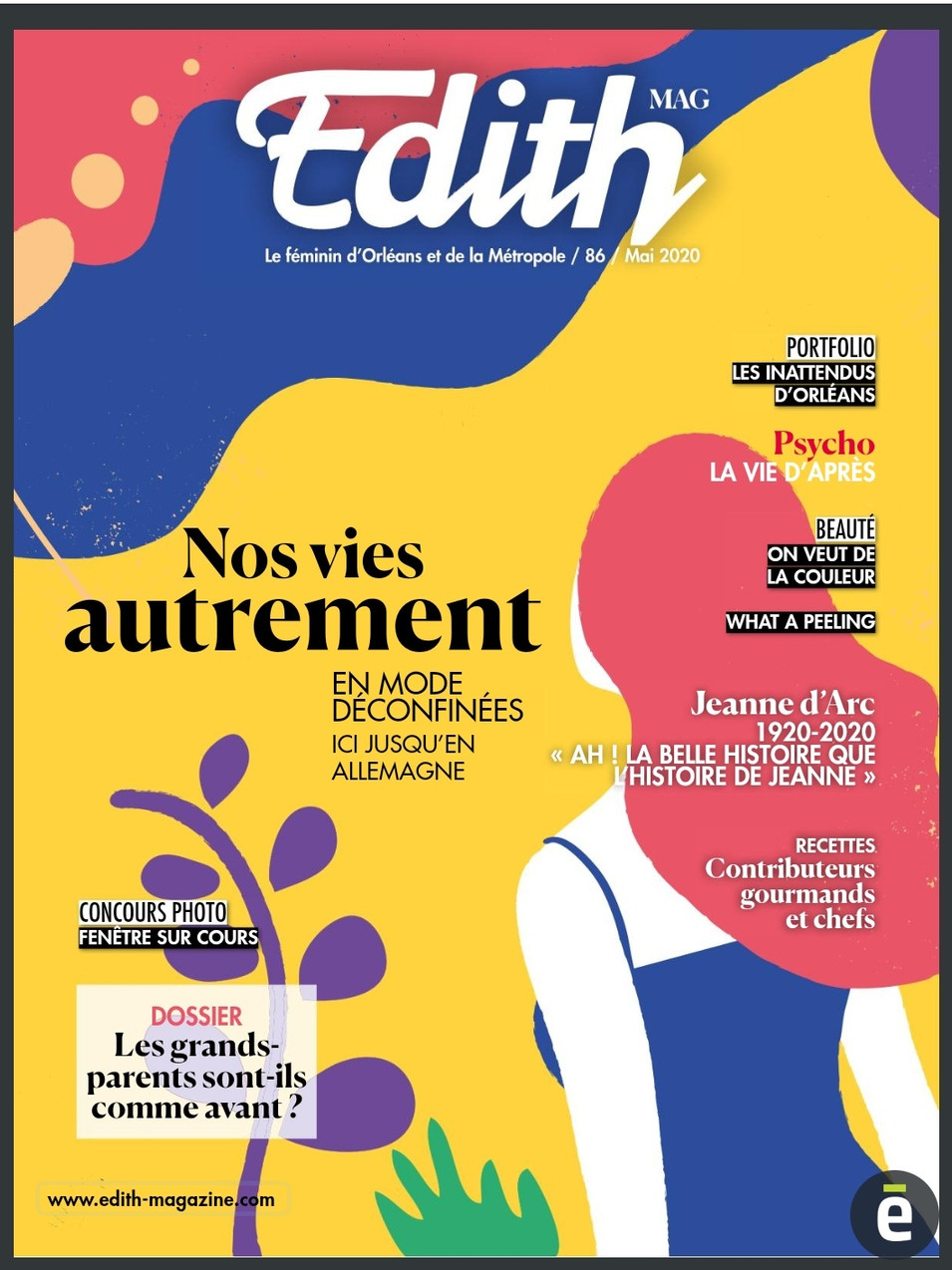 EDITH magazine Orleans Tours