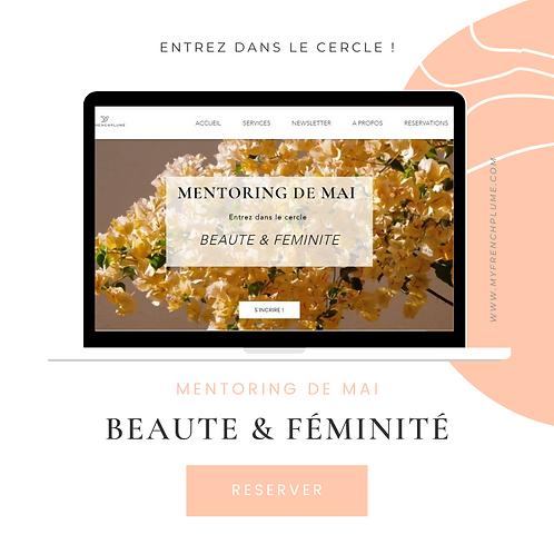 Mentoring MAI - Beauté -