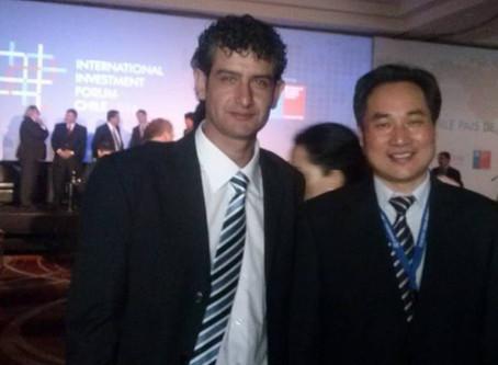 Primer Foro Internacional InvestChile