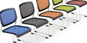 Kimball's Poly multi-purpose chair = color and comfort