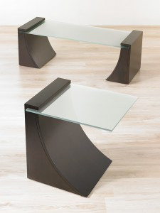 Gravity occasional tables from Dar-ran