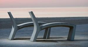 Escofet Outdoor Seating available via Landscapeforms