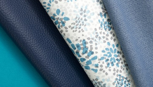 The Zest Collection of upholstery and wall coverings from KnollTextiles