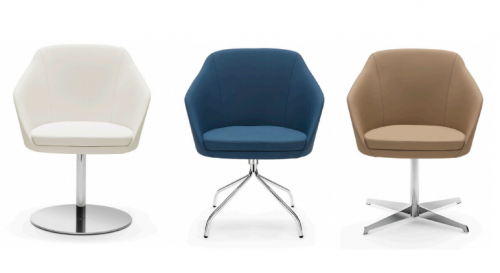 The Gwen Office chair by Paul Brayton