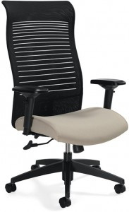 Loover chair from Global