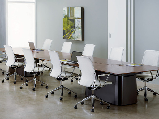 Passport conference tables from Nucraft