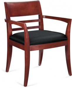 Islands guest chair from Global