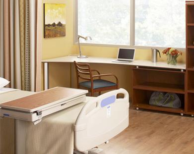 Addressing nursing retention with healthcare design