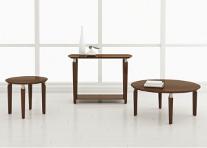 New Pegos side tables from National