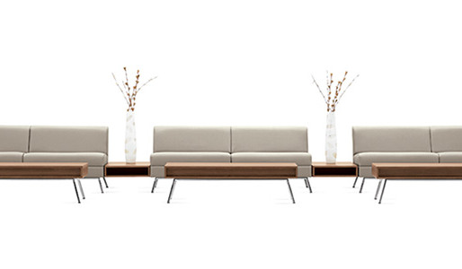 Wind lounge seating from Global