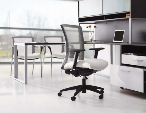 New Vion Office Chairs from Global