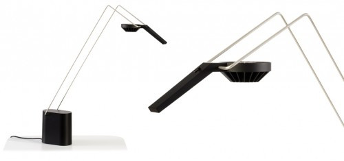 Knoll's Sparrow LED Desk Lamp brightens your world