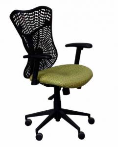 Charlotte chair by HPFI at NeoCon