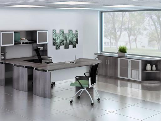 Italian Design influences Medina Desk Series from Mayline