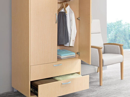 Aldon Patient Room Furniture from Global