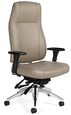 Triumph executive chair from Global