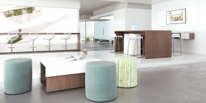 Intermix conferencing furniture from First Office