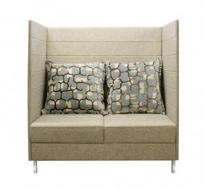 Atelier lounge seating from Dauphin