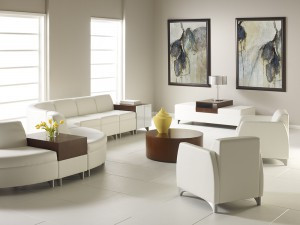 Area lounge seating from Dar-ran