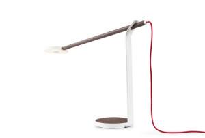 An elegant desk lamp from Koncept