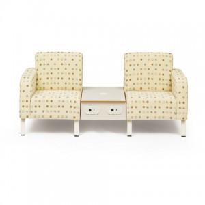 Motiv modular seating power from Bretford