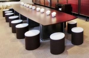Ollie stools by Versteel