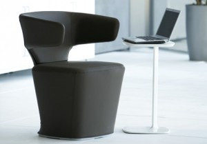 Bison lounge seating from Allermuir