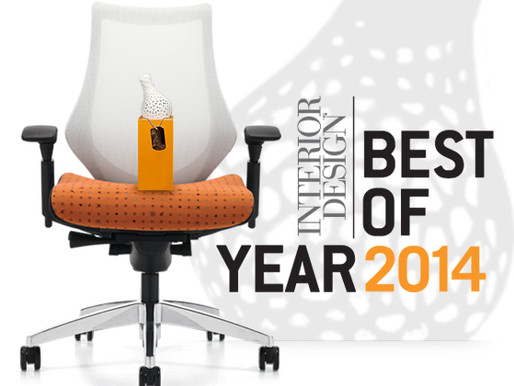 SPREE Office Chair from Global wins best of year award