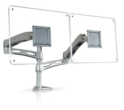 Two Monitor Arms are better than one – Part two