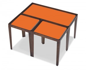 Bento-style table from Cabot Wrenn