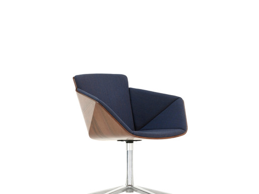 Faceted Chair Design by Allermuir