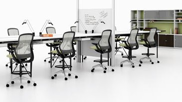 How to design your office for a productive workforce