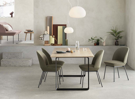 Knoll introduces Muuto