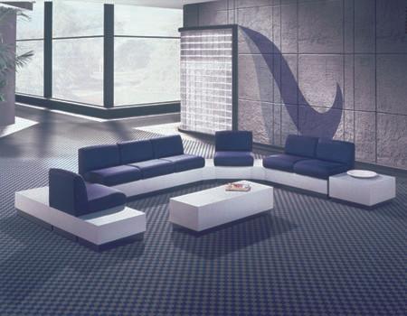 7400 Series modular lounge seating from HPFI