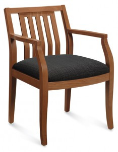Mayne and Layne guest chairsfrom Global