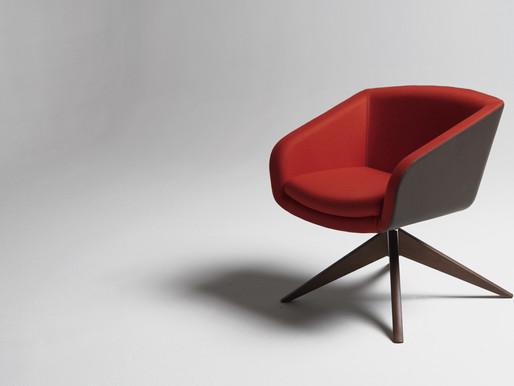 Via Seating's Edge Chair
